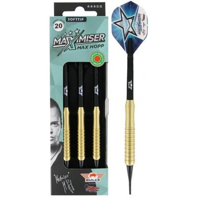 Max Hopp Brass Soft Darts
