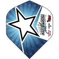 Bull's Bull's Max Hopp Powerflite Blue Star