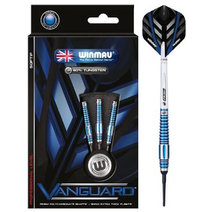 Winmau Vanguard 90% S2 Soft Darts
