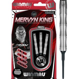 Winmau Mervyn King 90% Soft Darts