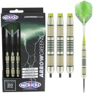 McKicks Arrow Greens Silver 20 Gramm