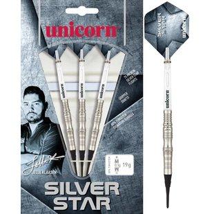 Unicorn Jelle Klaasen Silverstar 80% Soft Darts