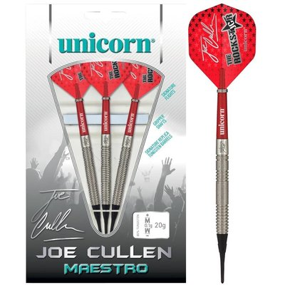 Unicorn Maestro Joe Cullen 80% Soft Darts
