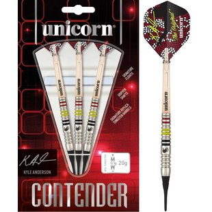 Unicorn Contender 80% Kyle Anderson Phase 2 Soft Darts