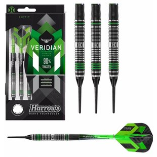 Harrows Veridian 90% Soft Darts