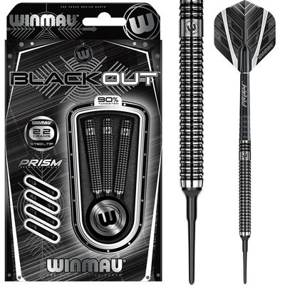 Winmau Blackout 90% Soft Darts