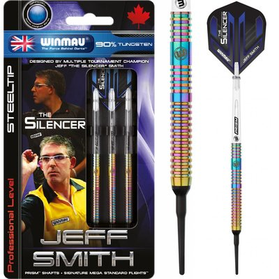 Winmau Jeff Smith 90% Soft Darts