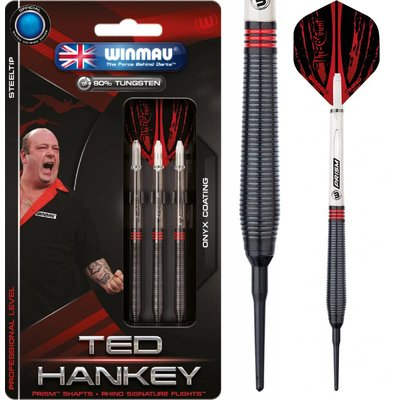 Winmau Ted Hankey 90% Soft Darts