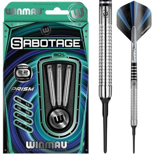 Winmau Sabotage 90% Soft Darts