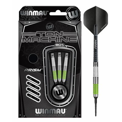 Winmau Ton Machine 80% Softdarts
