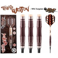 Shot Shot! Tribal Weapon 3 Centre Weight 90% Soft Darts