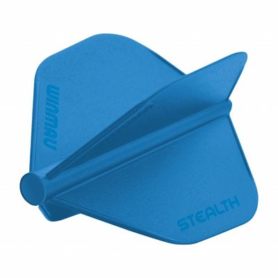 Winmau Stealth Flights Blue