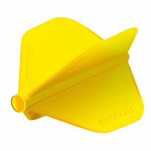 Winmau Stealth Flights Yellow
