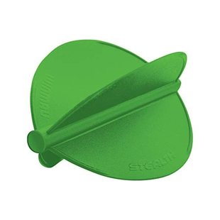 Winmau Stealth Flights Pear Green
