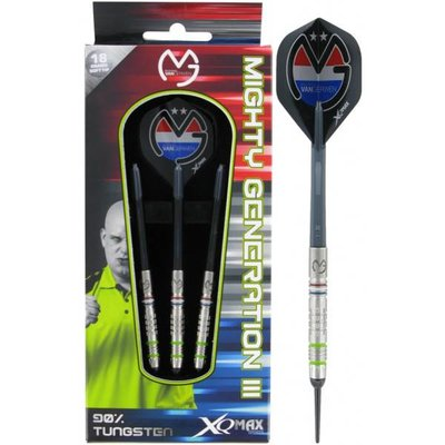 Michael van Gerwen Mighty Generation 3 90%  Softdarts