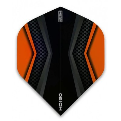 Pentathlon HD150 Black-Orange