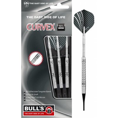 BULL'S Curvex C2 90% Soft Darts