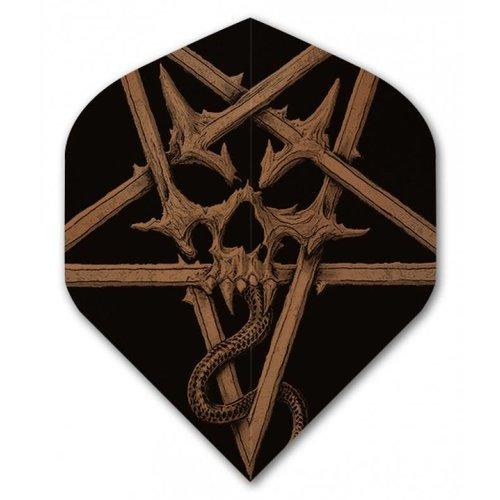 McKicks Alchemy - Pentacle Skull