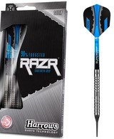 Harrows Razr Parallel 90% Soft Darts