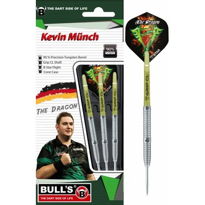 Bull's Kevin Münch 90%