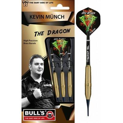 Bull's Kevin Münch Brass Softdarts