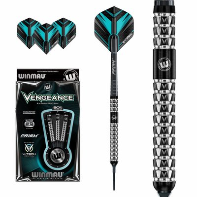 Winmau Vengeance 90% Soft Darts