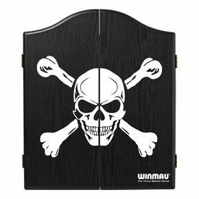 Winmau Cabinet Black Skull