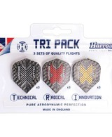 Harrows Tuftex TRI PACK
