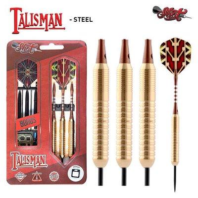 Shot Talisman Brass