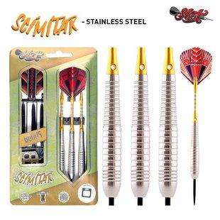 Shot Scimitar Stainless Steel