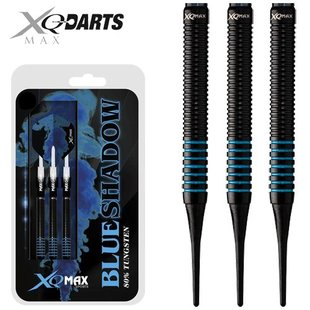 XQMax Blue Shadow 80% Soft Darts