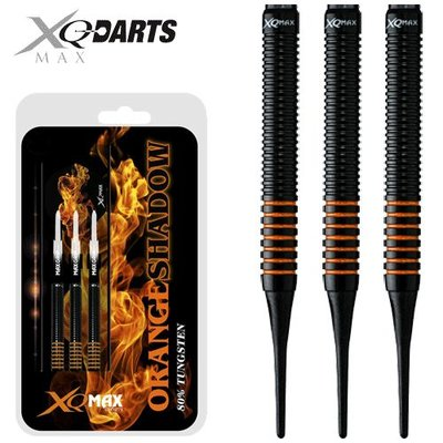 XQMax Orange Shadow 80% Soft Darts