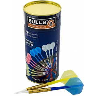 Bull's Tube Soft Tip darts