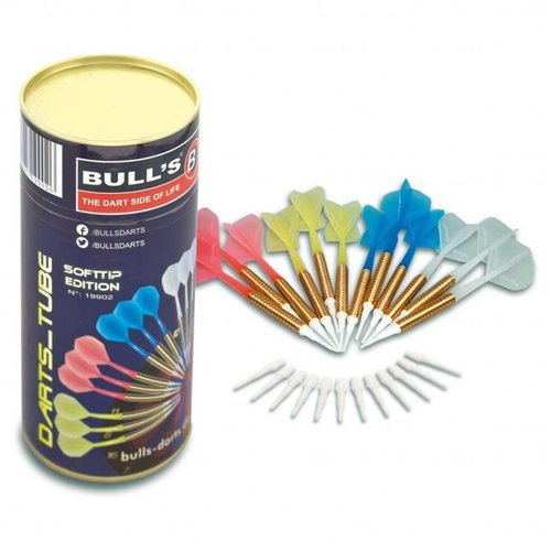 Bull's Germany Bull's Tube Softdarts darts