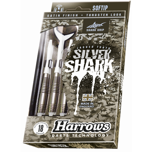 Harrows Harrows Silver Shark B Softdarts