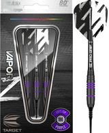 Target Vapor Z Purple 80% Softdarts