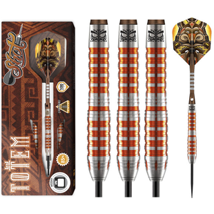 Shot Totem 3 85% Orange Softdarts