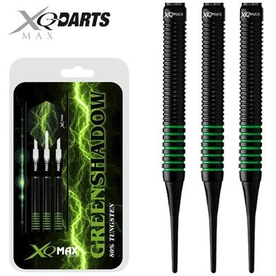 XQMax Green Shadow 80% Softdarts