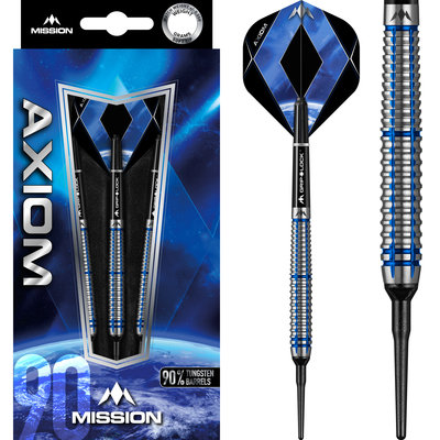 Mission Axiom Blue M1 90% Softdarts