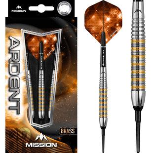 Mission Ardent M2 Brass Softdarts