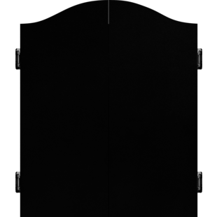 Mission Dartboard Deluxe Dartschrank - Plain Black