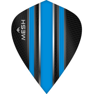 Mission Mesh Aqua Blue Kite