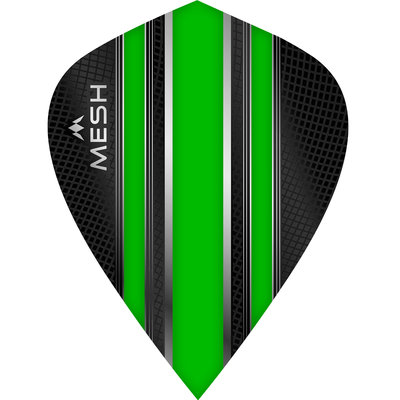 Mission Mesh Green Kite