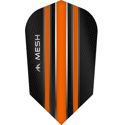 Mission Mesh Orange Slim
