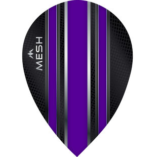 Mission Mesh Purple Pear