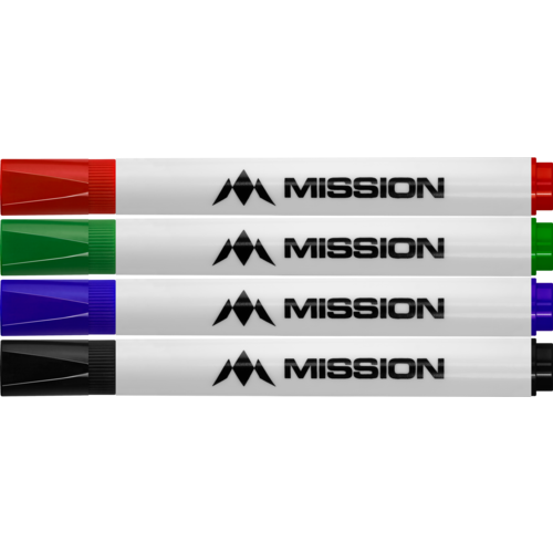 Mission Mission Whiteboard Marker - Multicolor