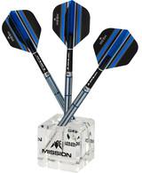 Mission Cube Darts Display