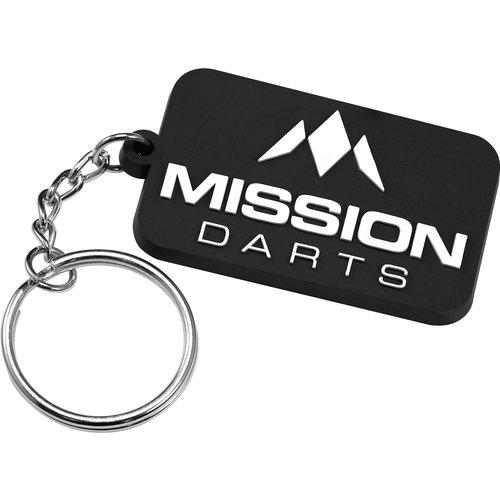 Mission Mission Logo Keyring