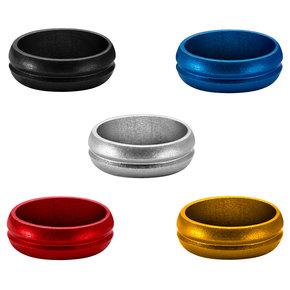 Mission F-Lock Aluminium Rings