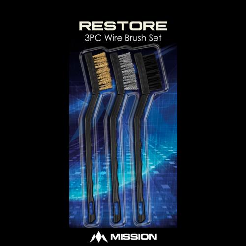 Mission Mission Restore Wire Brush